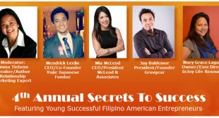 Philippine Investment Roadshow in Costa Mesa, CA on April 23, 2013